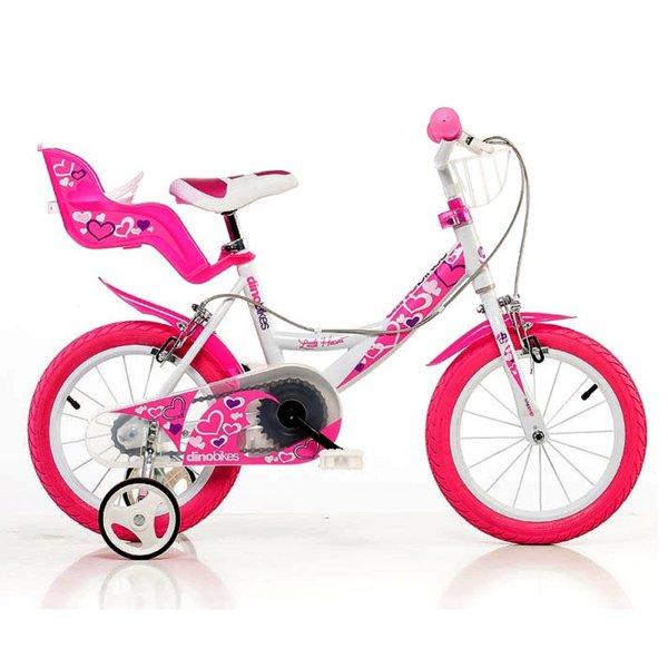 Детско колело Little Heart 16''